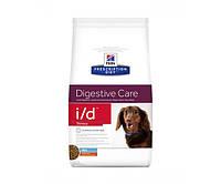 Hill's Prescription Diet i/d Canine Stress Mini корм для собак с курицей 12 кг