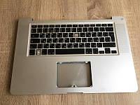 Оригинальный топкейс с клавиатурой и нижняя часть (корыто) Apple MacBook Pro A1286 Mid 2011 Б/У