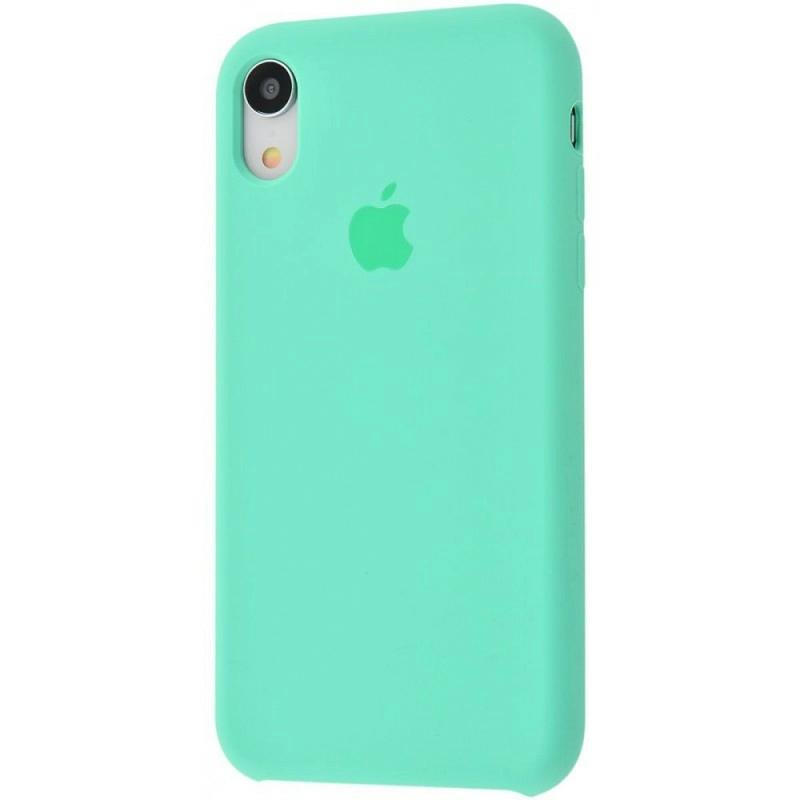Чохол Silicone Case (Premium) для iPhone Xr Spearmint