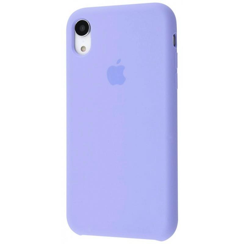 Чохол Silicone Case (Premium) для iPhone Xr Ultra Viola