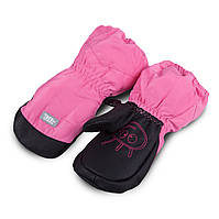 Термоварежки детские. Варежки для девочки TuTu арт 3-005102 (1-2, 2-4, 4-6 лет), фото 1