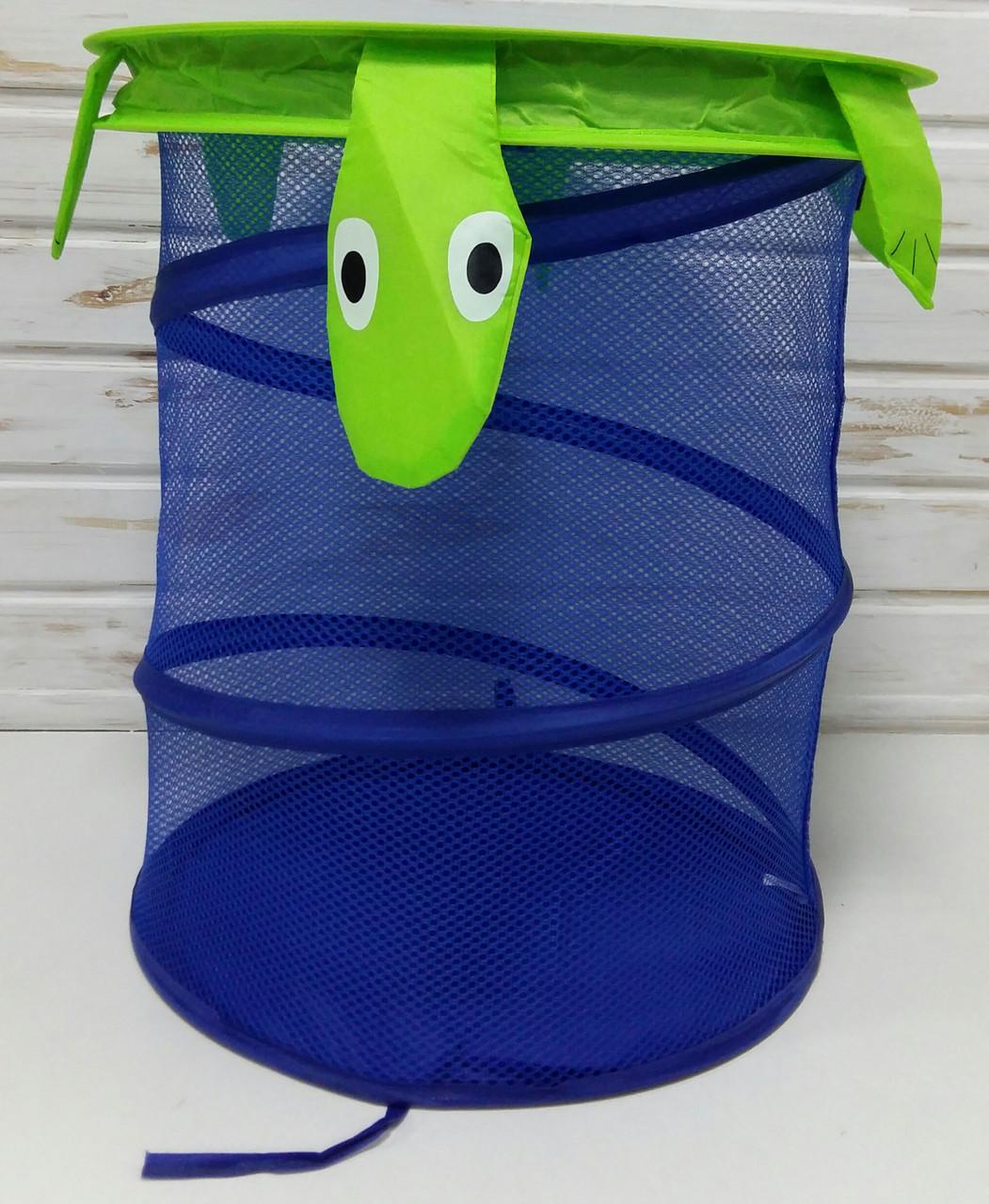 Корзина для игрушек, корзины для хранения игрушек 38*45см Baby Tilly ТВ-0005