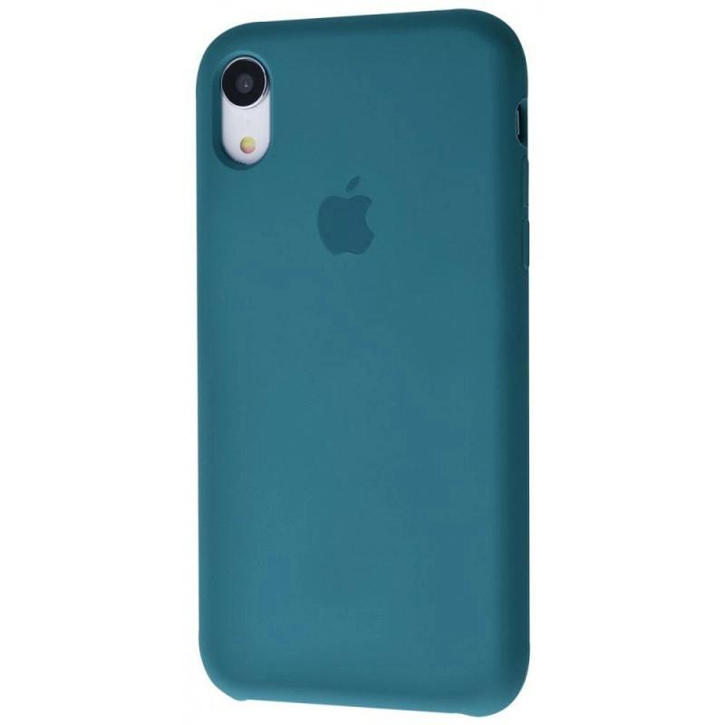 Чохол Silicone Case (Premium) для iPhone Xr Alaskan Blue