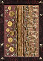 """Набор для вышивания нитками и бисером (креативное рукоделие) """"Энергия пути"""""""