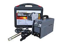 Сварочный инверторный аппарат WMaster MMA 285 G ( кейс )