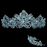 Модная корона ,бижутерия