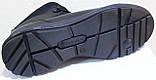 Ботинки зимние мужские кожаные от производителя модель ЛМ1023, фото 6