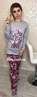Пижама женская Турция Bora S,M,L,XL,2XL,3XL, фото 1