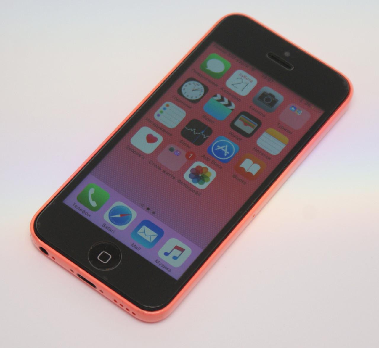 Apple iPhone 5C 32GB Pink Neverlock