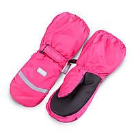 Термоварежки детские. Варежки для девочки TuTu арт 3-005111 ( 2-4, 4-6 лет), фото 1