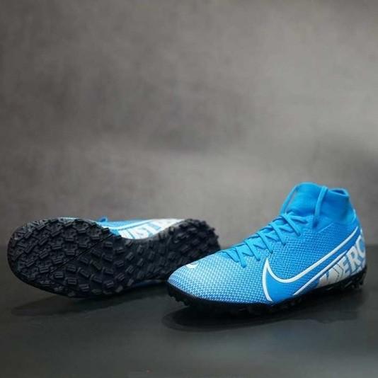 Детские сороконожки Nike Mercurial Superfly Club TF JR
