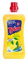 """Универсальная жидкость для уборки с ароматом """"Лимон"""" 1250мл - Tytan"""