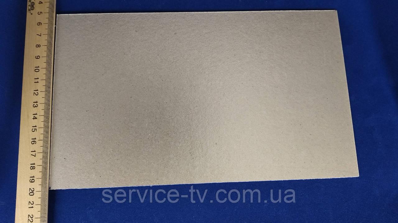 Слюдяная пластина для микроволновки  25 см на 15 см