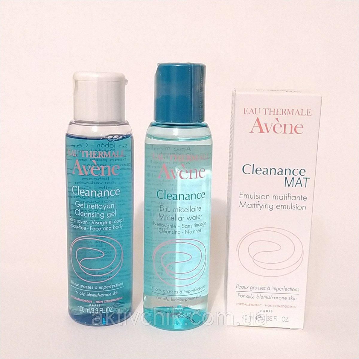Набір для проблемної шкіри від Avene