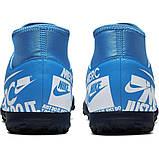 Детские сороконожки Nike Mercurial Superfly Club TF JR, фото 3