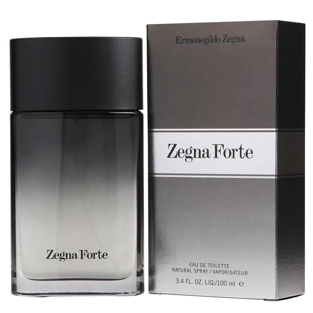 Мужская туалетная вода  Zegna Forte 100 мл