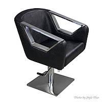 Парикмахерское кресло гидравлическое на квадрате парикмахерские кресла для салона красоты А-006