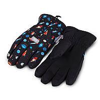 Термоперчатки детские.Перчатки для мальчика TuTu арт. 3-005113( 2-4, 4-6, 7-9, 10-11 лет), фото 1