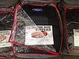 Авточехлы  на Ford Kuga 2008-2012 wagon,Форд Куга 2008-2012 года вагон, фото 9