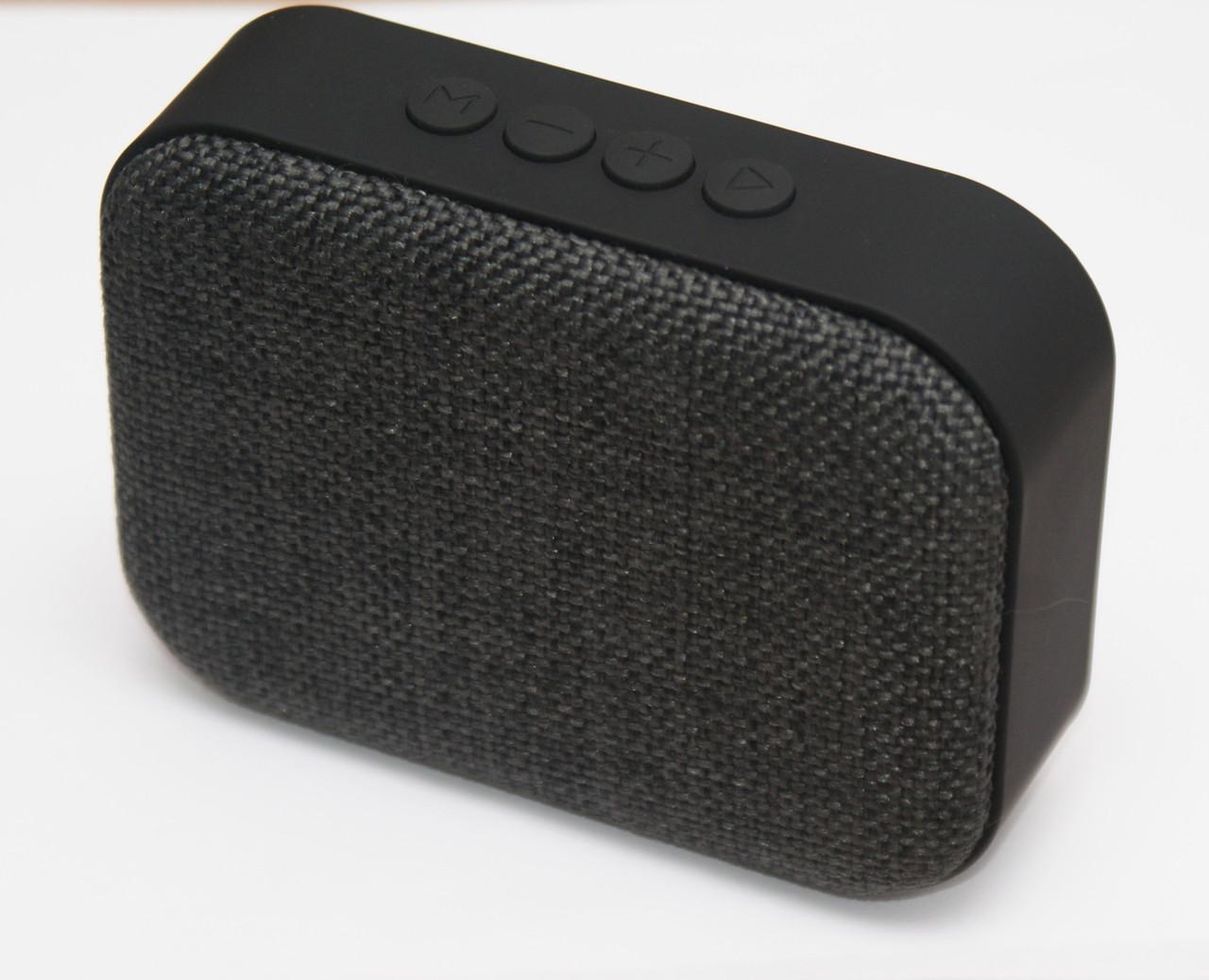 Omega OG58G Bluetooth Fabric Black ,Акційна ціна