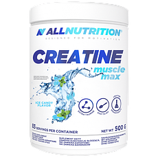 Creatine Muscle Max - 500g Ice Candy