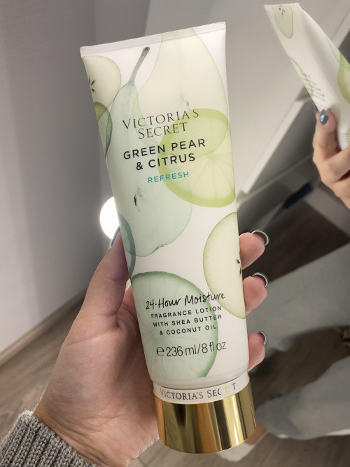 Увлажняющий лосьон Victoria's Secret Green pear & citrus оригинал