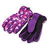 Термоперчатки детские.Перчатки для девочки  TuTu арт. 3-005113 (4-6, 7-9, 10-11 лет)