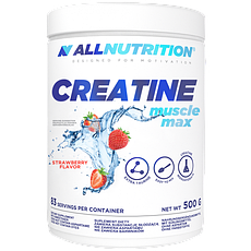 Creatine Muscle Max - 500g Lime