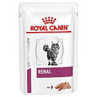 Royal Canin Veterinary Diet Feline Renal Mousse (мусс)