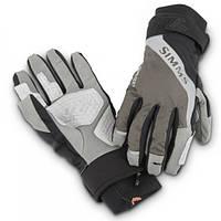G4 Glove Dk Gunmetal L перчатки Simms
