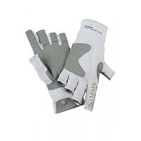 Solarflex Guide Glove Grey XL перчатки Simms