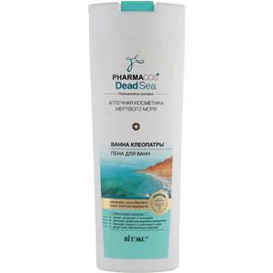 Витэкс - PharmaCos Dead Sea Пена для ванн Ванна Клеопатры 500ml
