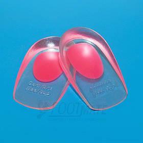Гелевые подпяточники женские FootMate G008 Red 36/40