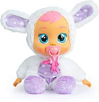 Інтерактивна лялька пупс Плаче немовля Зайчик Коні добраніч Cry Babies Goodnight Coney