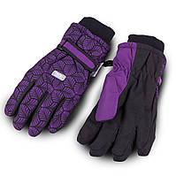 Термоперчатки детские.Перчатки для девочки  TuTu арт. 3-005117 ( 7-9, 10-11, 12-13 лет), фото 1