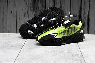 Кроссовки мужские 15524, Adidas Yeezy 700, зеленые, [ 41 42 43 44 45 ] р. 42-27,0см.