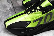 Кроссовки мужские 15524, Adidas Yeezy 700, зеленые, [ 41 42 43 44 45 ] р. 42-27,0см., фото 2
