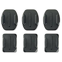 Flat and Curved Adhesive Mounts крепление GoPro