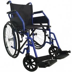 Стандартная инвалидная коляска (синяя), OSD-ST-**