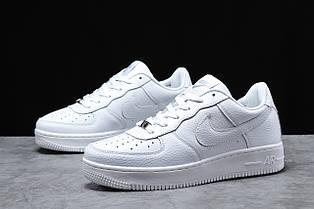 Кроссовки мужские 17972, Nike Air, белые, [ 41 42 43 44 45 46 ] р. 41-26,5см.