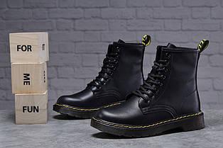 Зимние женские ботинки 31830, Dr.Martens, черные, [ 36 37 38 39 40 41 ] р. 36-23,0см.