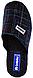 Комнатные тапочки Inblu EU-1Q  Темно-серые размер 41, фото 5