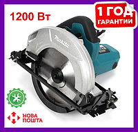 Циркулярная пила Makita 5704R (1200 Вт) Румыния / Дискова ручная електроциркулярка по дереву Макита