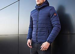 Куртка мужская Raiseсиняя зимняя. Курточка теплая