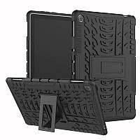 Чехол Armor Case для Huawei MediaPad M5 Lite 10 Black