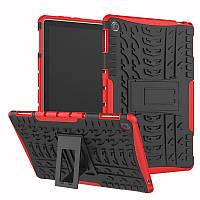 Чехол Armor Case для Huawei MediaPad M5 Lite 10 Red