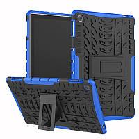 Чехол Armor Case для Huawei MediaPad M5 Lite 10 Blue