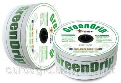 Лента капельного орошения GreenDrip (Грин Дрип) 1000м.