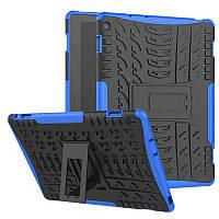 Чехол Armor Case для Huawei MediaPad M3 Lite 10.1 Blue