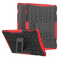 Чехол Armor Case для Huawei MediaPad M3 Lite 10.1 Red